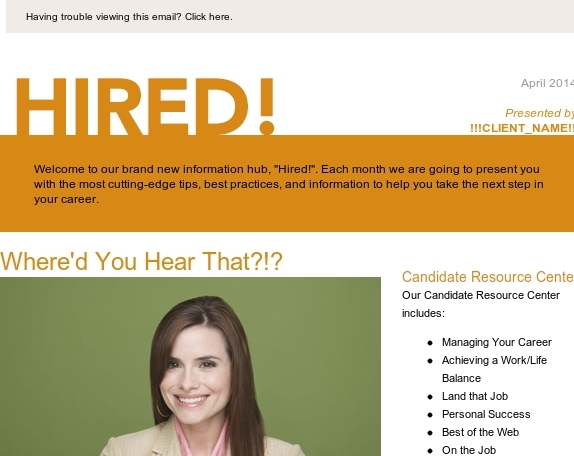 Don't Let Your Resume Cost You a Job